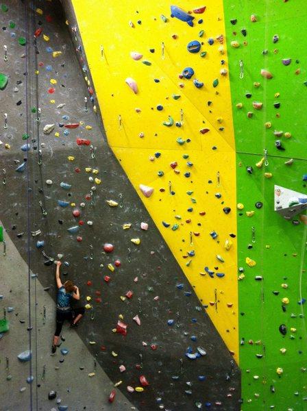 Rock Climbing Photo: o0o0o artsy.. PC Lyndsay