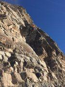 Rock Climbing Photo: Preacher's Daughter FA