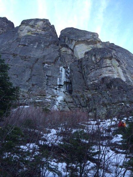 Rock Climbing Photo: Eeyore's Pic 1
