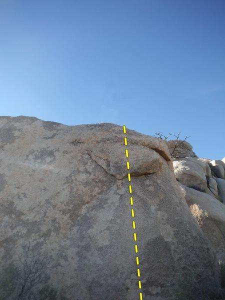 Rock Climbing Photo: Little Sister