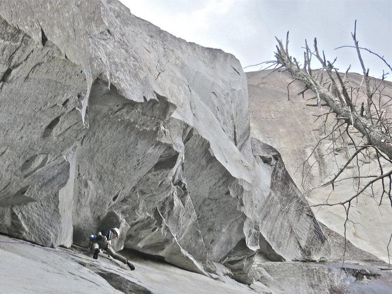 Waves of Granite