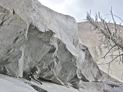 Rock Climbing Photo: Waves of Granite