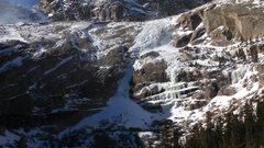 Rock Climbing Photo: West Gully.
