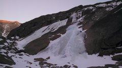 Rock Climbing Photo: Black Lake slabs.