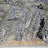 Catfish Cliff Left