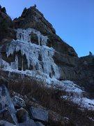 Rock Climbing Photo: Fang