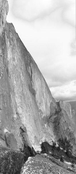 Rock Climbing Photo: .5 Dome!!