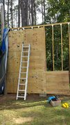 Rock Climbing Photo: More plywood......more money.....