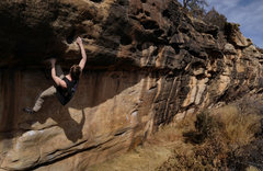 """Rock Climbing Photo: This is one of the """"popular"""" walls at Ro..."""