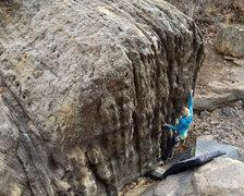 Rock Climbing Photo: tufas mutha fuk.. ahs.