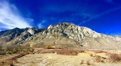 Rock Climbing Photo: Wheeler Crest