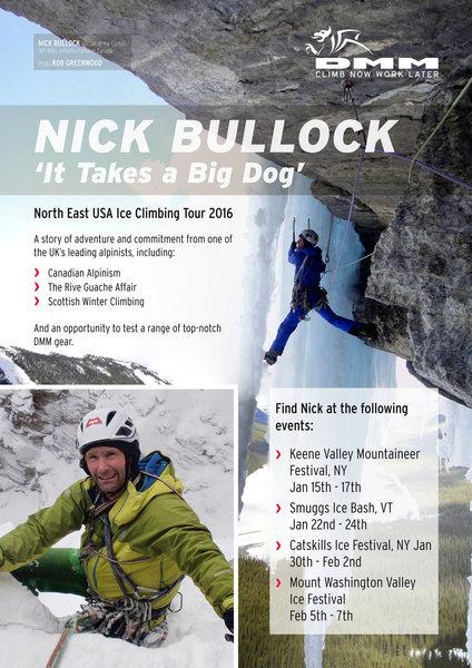 Rock Climbing Photo: Bad Dog