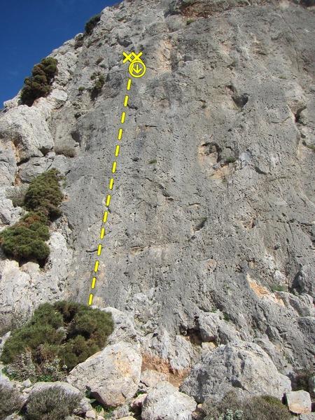 Rock Climbing Photo: Oyzo
