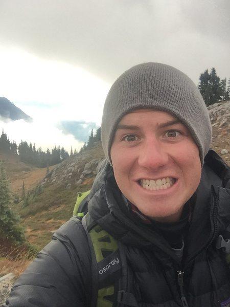 Rock Climbing Photo: Selfies