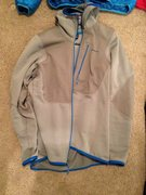 Rock Climbing Photo: Patagonia Piton Hybrid Hoody