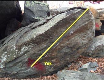 route info for Yek V3