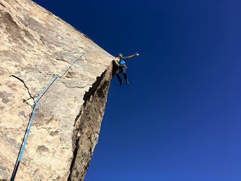 Rock Climbing Photo: Just because.