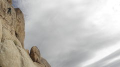 Rock Climbing Photo: J. M. on F.I.