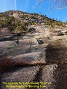 "Rock Climbing Photo: At the ""Toe"""