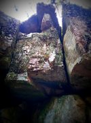 Rock Climbing Photo: The Hand Crack