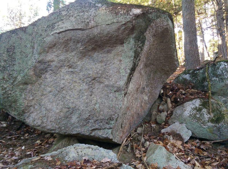 The Mantle Boulder