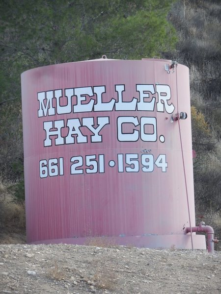 Rock Climbing Photo: The Mueller Hay Company on the way to Texas Canyon...