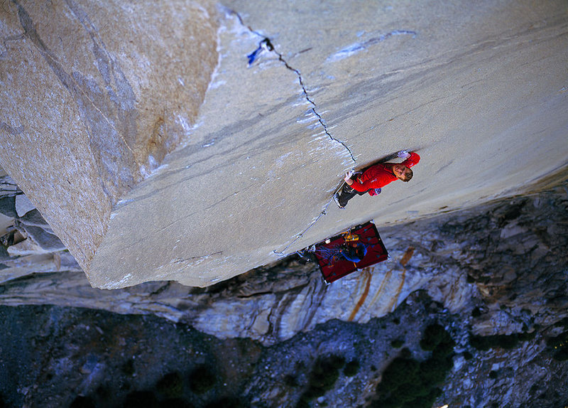 Rock Climbing Photo: A1 Beauty