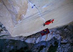 Rock Climbing Photo: A1 Beauty