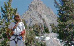 Rock Climbing Photo: Mammoth Crest