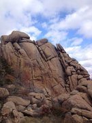 Rock Climbing Photo: Larry's Folly