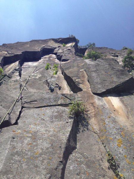 Rock Climbing Photo: Viaje Magico.