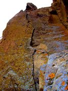 Rock Climbing Photo: Arikara Crack