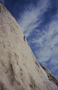 Rock Climbing Photo: Mental Physics
