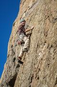 Rock Climbing Photo: FLA of Captain Albert Alexander. I'm very happy wi...