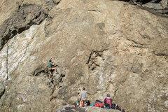 Rock Climbing Photo: Lots of fun climbing!