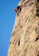 Rock Climbing Photo: Captain Longbeard