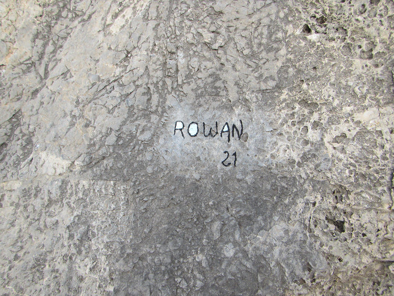The name of the route.