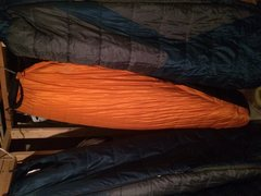 Rock Climbing Photo: Wraith orange