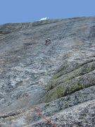 Rock Climbing Photo: Shagadellic on Medlicott Dome