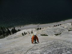 Rock Climbing Photo: The Boltway on Stately Pleasure Dome, photo by Tom...