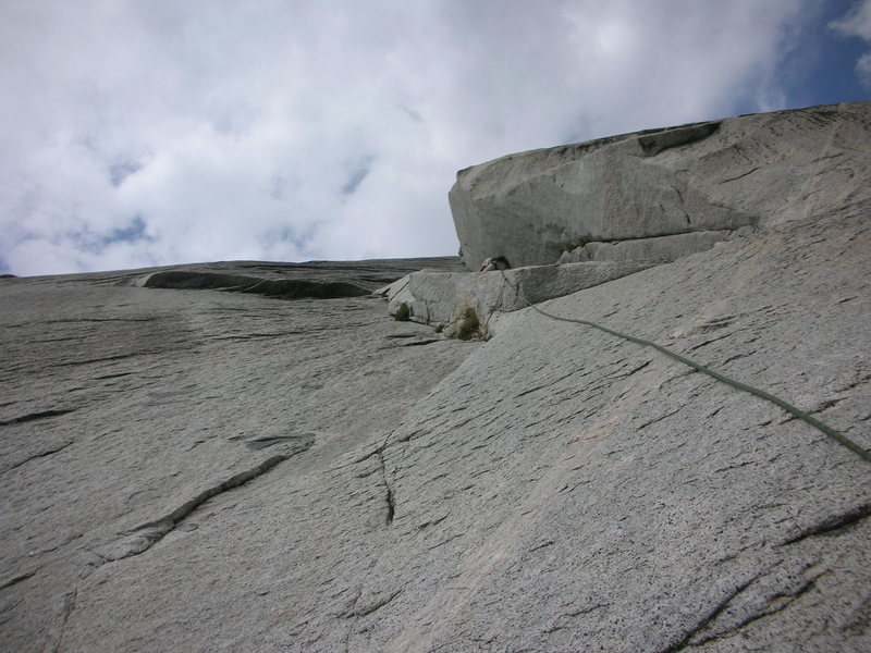 Rock Climbing Photo: Great White Book, Stately Pleasure Dome