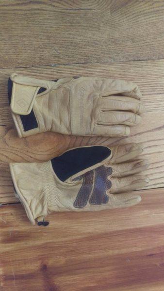 Rock Climbing Photo: BD King Pin Gloves - Size Medium - Like New