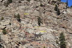Rock Climbing Photo: The Safari overview.