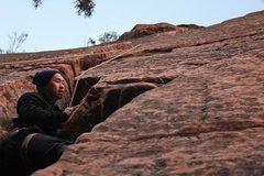 Rock Climbing Photo: cliff