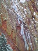 Rock Climbing Photo: Anyone climb this yet?