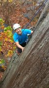 Rock Climbing Photo: Climbing at Sandbox