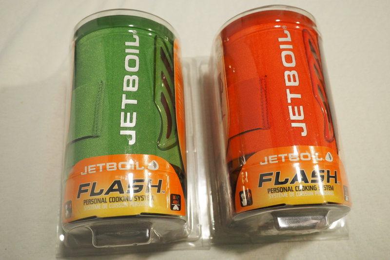 Jetboil Flash (2 colors)