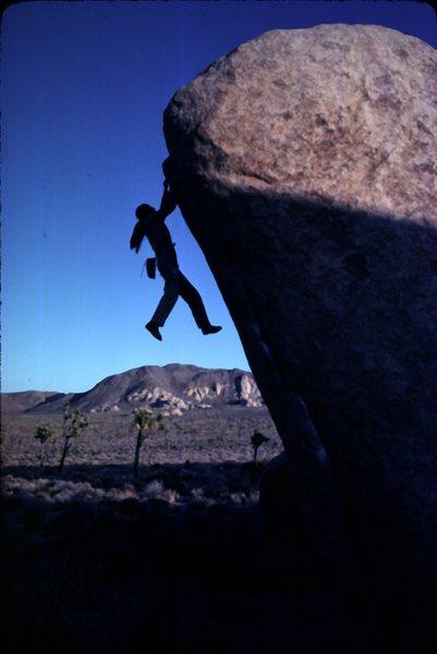 Rock Climbing Photo: Jim Michael