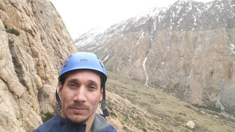 Rock Climbing Photo: El Cajon de Arenales