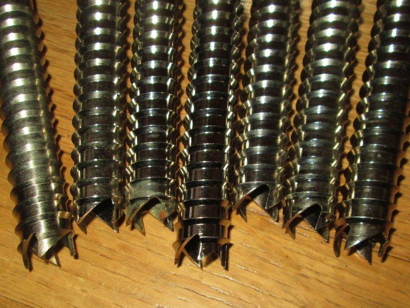 Express Screws 13cm and 16cm $38 each
